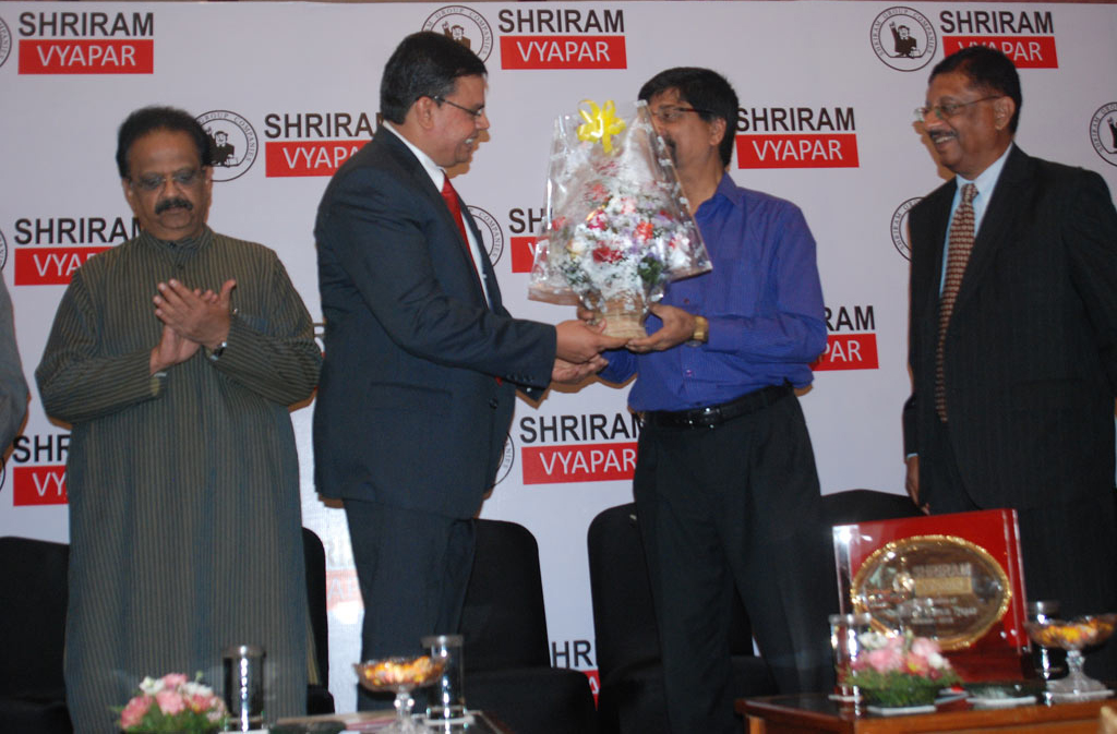 INDIAN BUSINESS REVIEW: October 2012