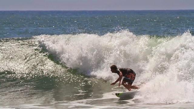 Taj Burrow - Lower Trestles Surf 2014