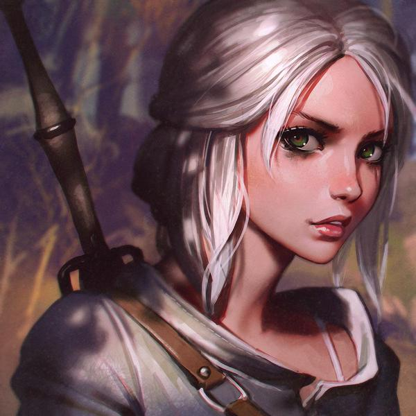 The Geeky Nerfherder Cool Art The Witcher 3 Wild Hunt