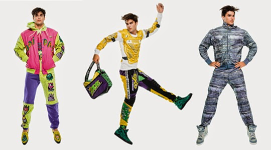 Jeremy Scott for Adidas Originals Fall/Winter 2014