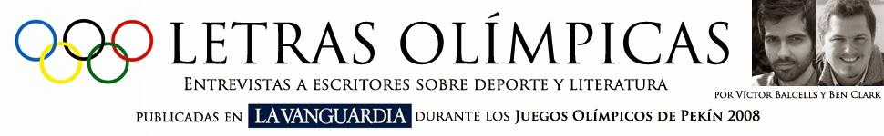 Letras Olímpicas (Víctor Balcells Matas / Ben Clark)