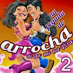 Na Pegada Do Arrocha - Vol.2
