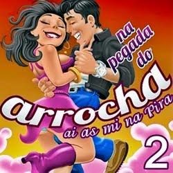 Na Pegada Do Arrocha - Vol.2
