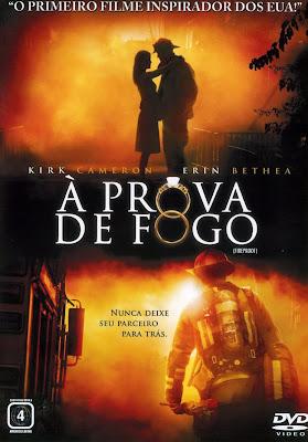 À Prova de Fogo - DVDRip Dublado