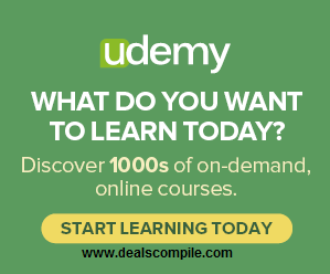 Save $2630 with Udemy Online Learning Courses