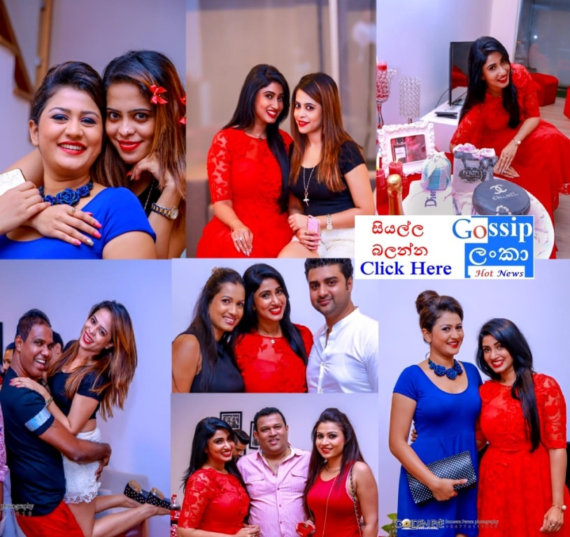 Aksha Sudari's birth day - Gossip Lanka Hot News Sinhala