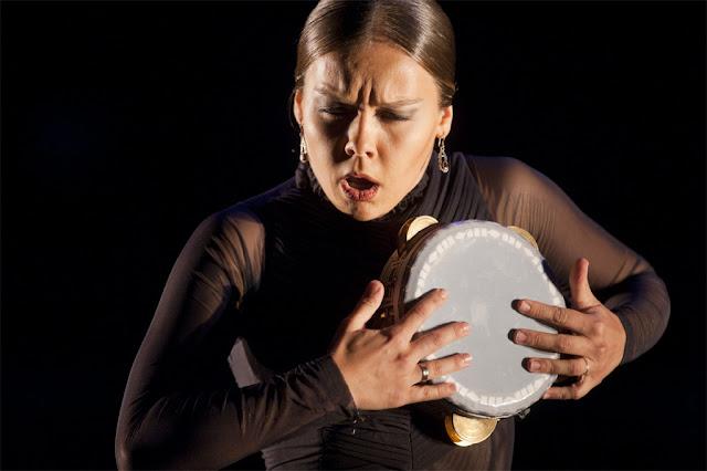 Rocío Molina - Suma Flamenca - Teatros del Canal (Madrid) - 10/6/2011