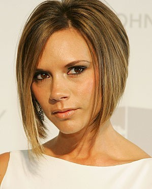 Inverted Bob Hairstyles 2012