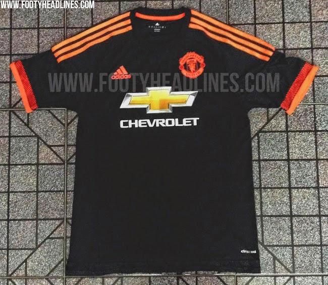 gambar jersey manchester united thir terbaru musim depan kualitas grade ori made in thailand