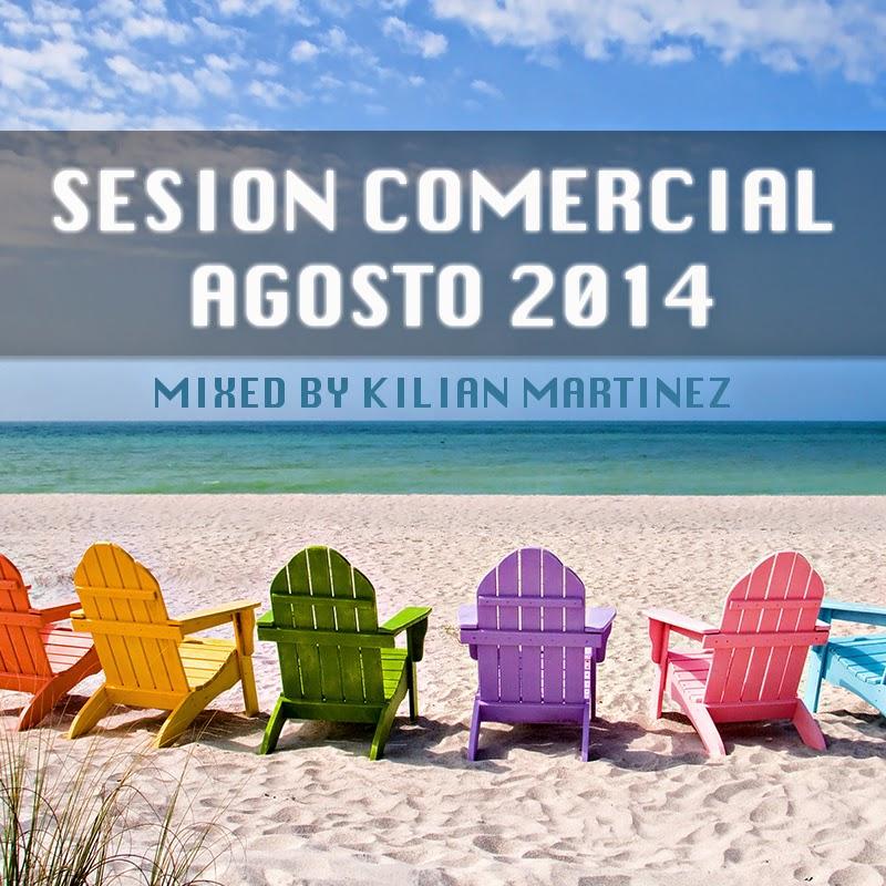 Sesion Comercial Agosto 2014 - Kilian Martinez