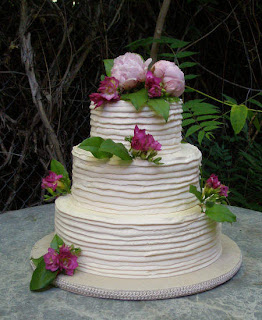 Buttercream Wedding Cakes Images