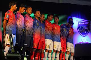 Macam Macam Ada: Pemain Johor Darul Takzim FC