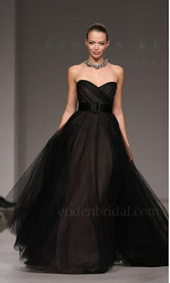 Black Wedding Dresses Bridal Gown Bridal Fashion Wedding Ideas