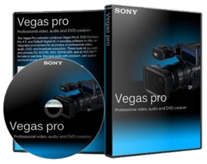 SONY Vegas Pro 13.0 Build 428 with Keygen