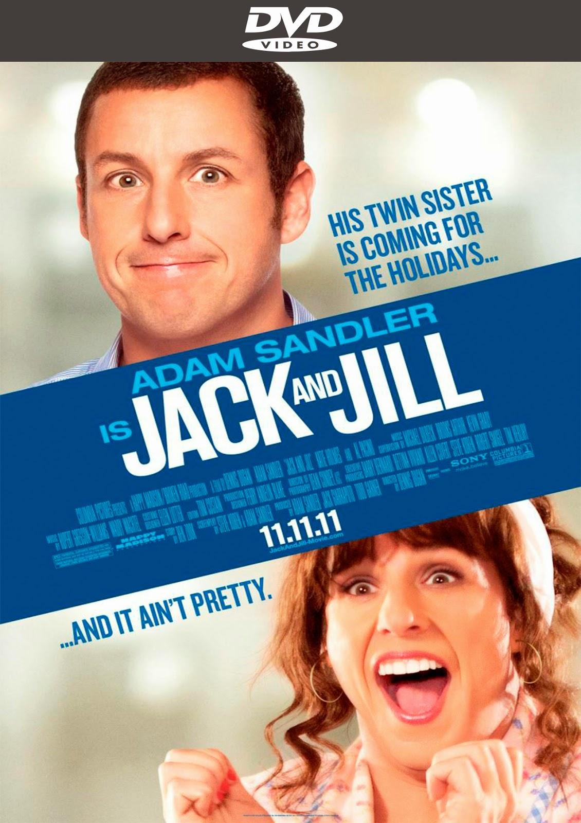 Jack y Jill [2011] [Latino/Ingles]