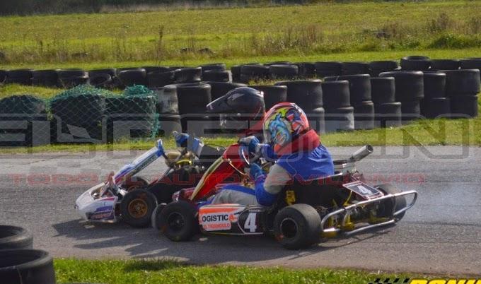 Doble competencia del Kart Regional en Balcarce