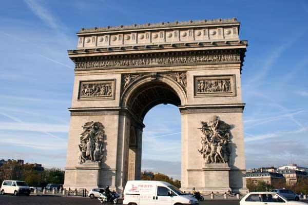 Paris tourism paris attractions paris hotels paris for 3 famous landmarks