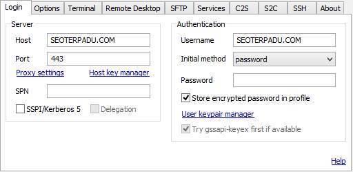 Cara Membuka Situs Yang Diblokir dengan SSH 3