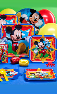 Disney Mickey Fun and Friends Standard Party Pack  - PartyBell.com