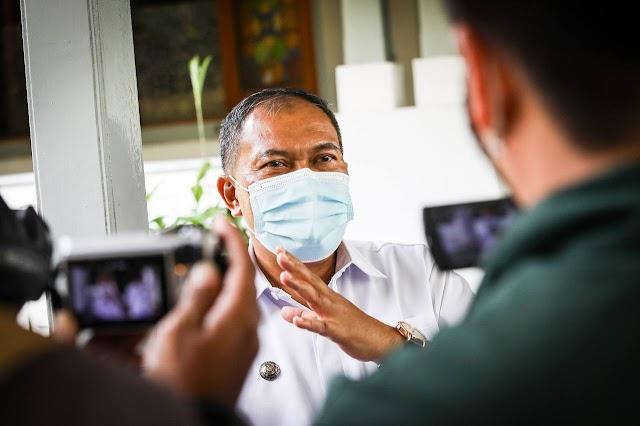 Walikota Bandung Siap Divaksin Covid-19