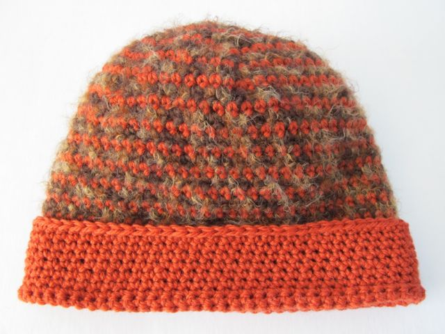 Wind Rose Fiber Studio The Spiral Beanie Youth To Adult Sizes