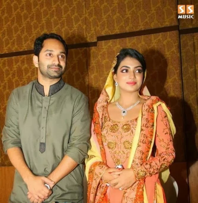 Nazriya Nazim &  Fahad Fasil Wedding HD Pics By Kisu Kisu Youtube Team