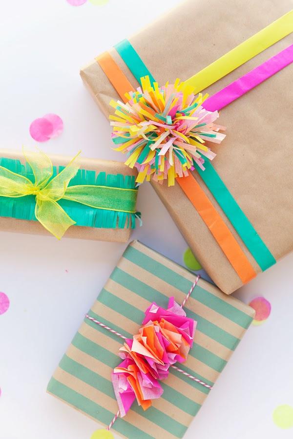 10 ideas originales para envolver regalos 10 gift wrap for Ideas para envolver regalos