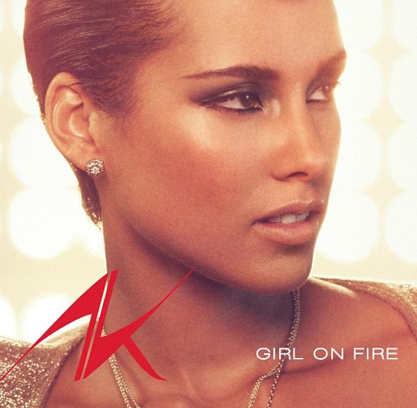 RAW HOLLYWOOD : ALICIA... Alicia Keys Girl On Fire