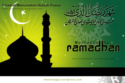 Ucapan Ramadhan 2012