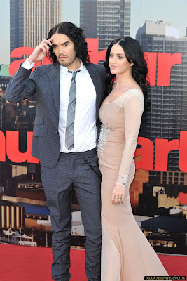 Brand X, FX, Howard Stern,katy perry on russell brand Jordana Brewster, Katy Perry, Russell Brand