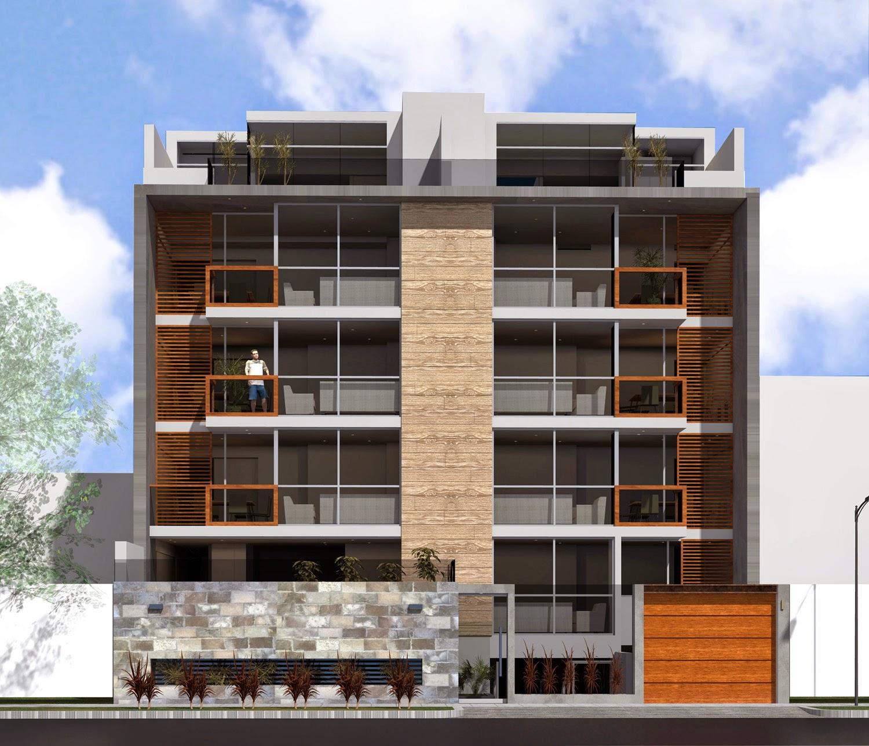 Trazza inmobiliaria trazza estudio sac ltimo for Edificio de departamentos planos