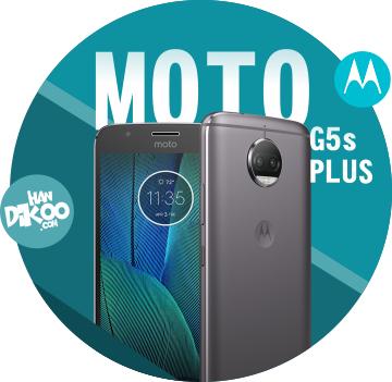 Moto G5S Plus, Kepoin Disini