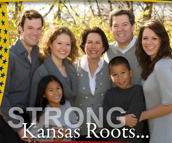 Gubernator Stanu Kansas Sam Brownback