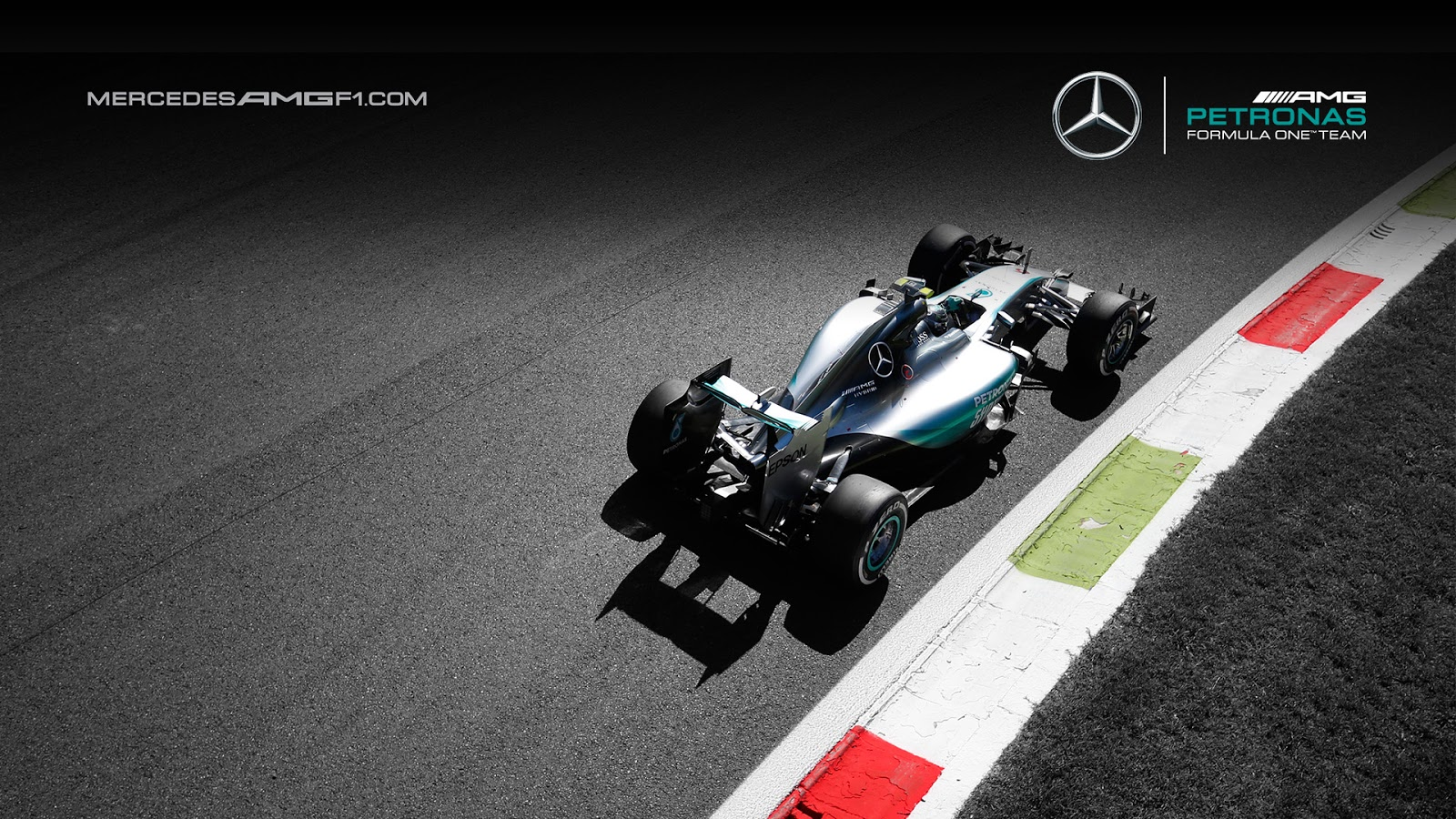 Mercedes w08 f1 wallpaper 2