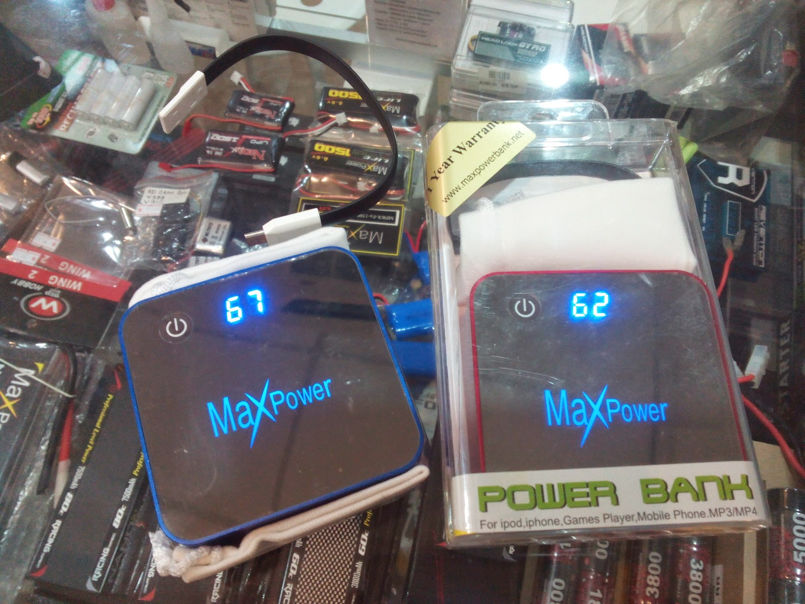 MAX POWER BANK