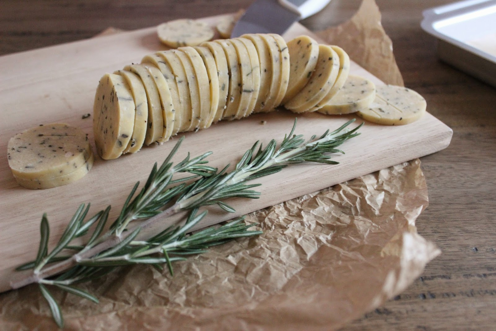 parmesan and rosemary biscuits