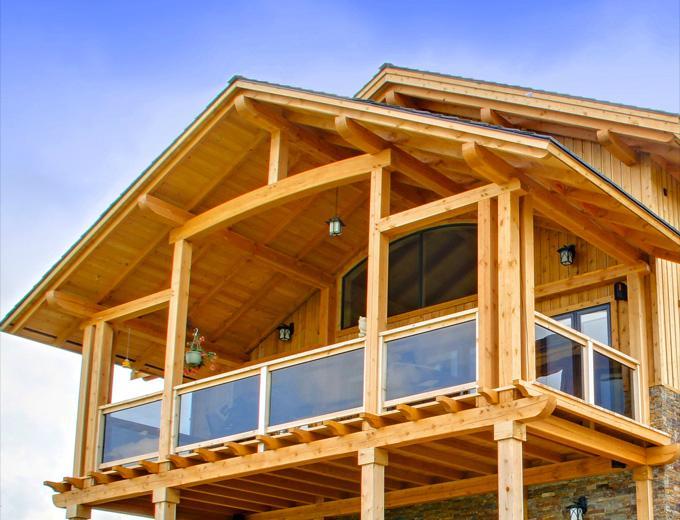 Modular home timber creek modular homes for Modular a frame