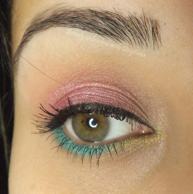 rakhi makeup