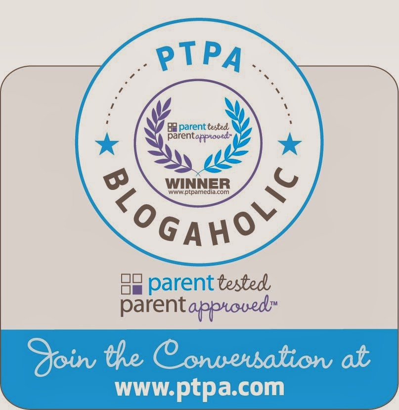 I'm a PTPA Blogaholic