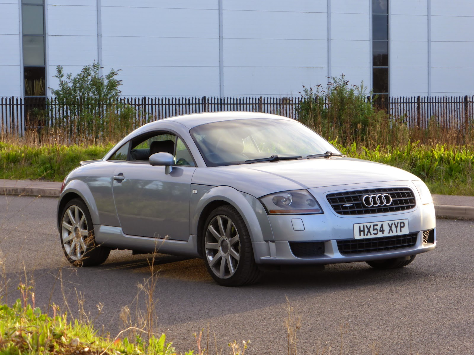 speedmonkey audi tt 3 2 v6 photographs