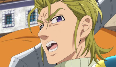 Nanatsu no Taizai BD Episode 16 – 18 (Vol.6) Subtitle Indonesia