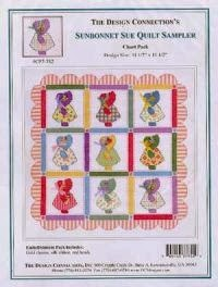 SUNBONNET SUE QUITL SAMPLER