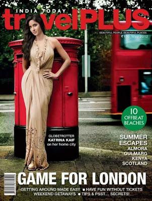 katrina kaif travel plus today cover