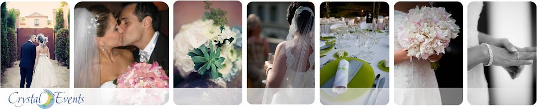 Crystal Events Barcelona Wedding Planners