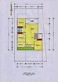 rumah di lahan trapesium | rumah idamanku