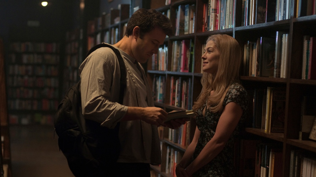 Ben Affleck Rosamund Pike David Fincher | Gone Girl