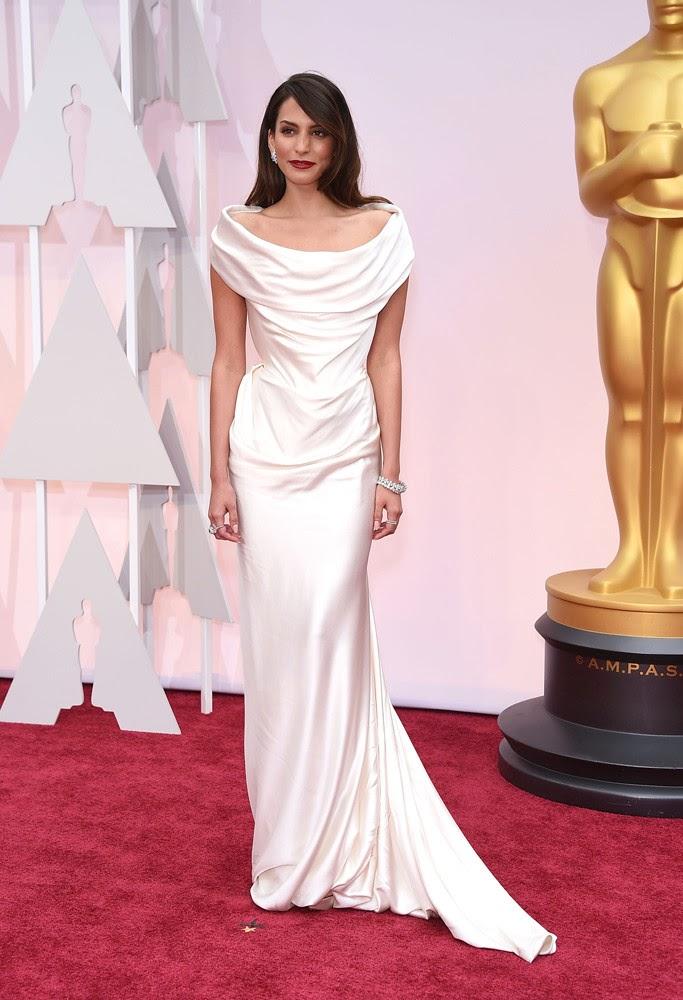 Oscar 2015 Genesis Rodriguez