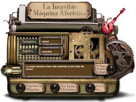 La Increíble Máquina Aforística de Ginés S. Cutillas