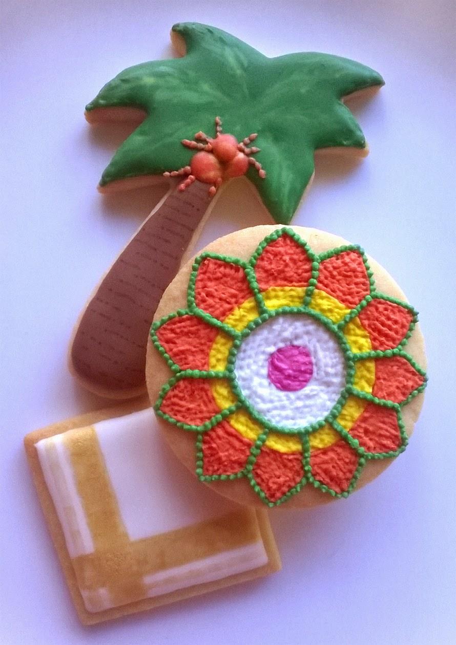 Kerala inspired Cookies