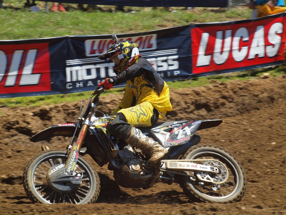 Jason Anderson - Budds Creek 2013